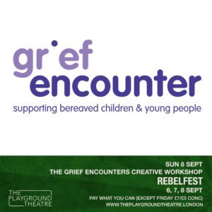 RebelFest 2019-GRIEF-ENCOUNTERS-CREATIVE-WORKSHOP