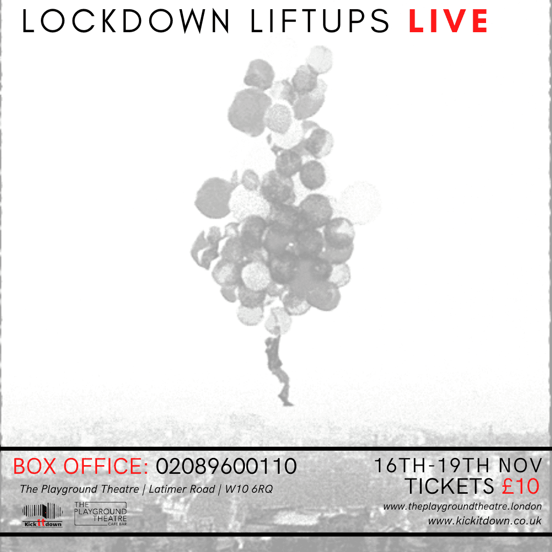 Lockdown Liftups Live